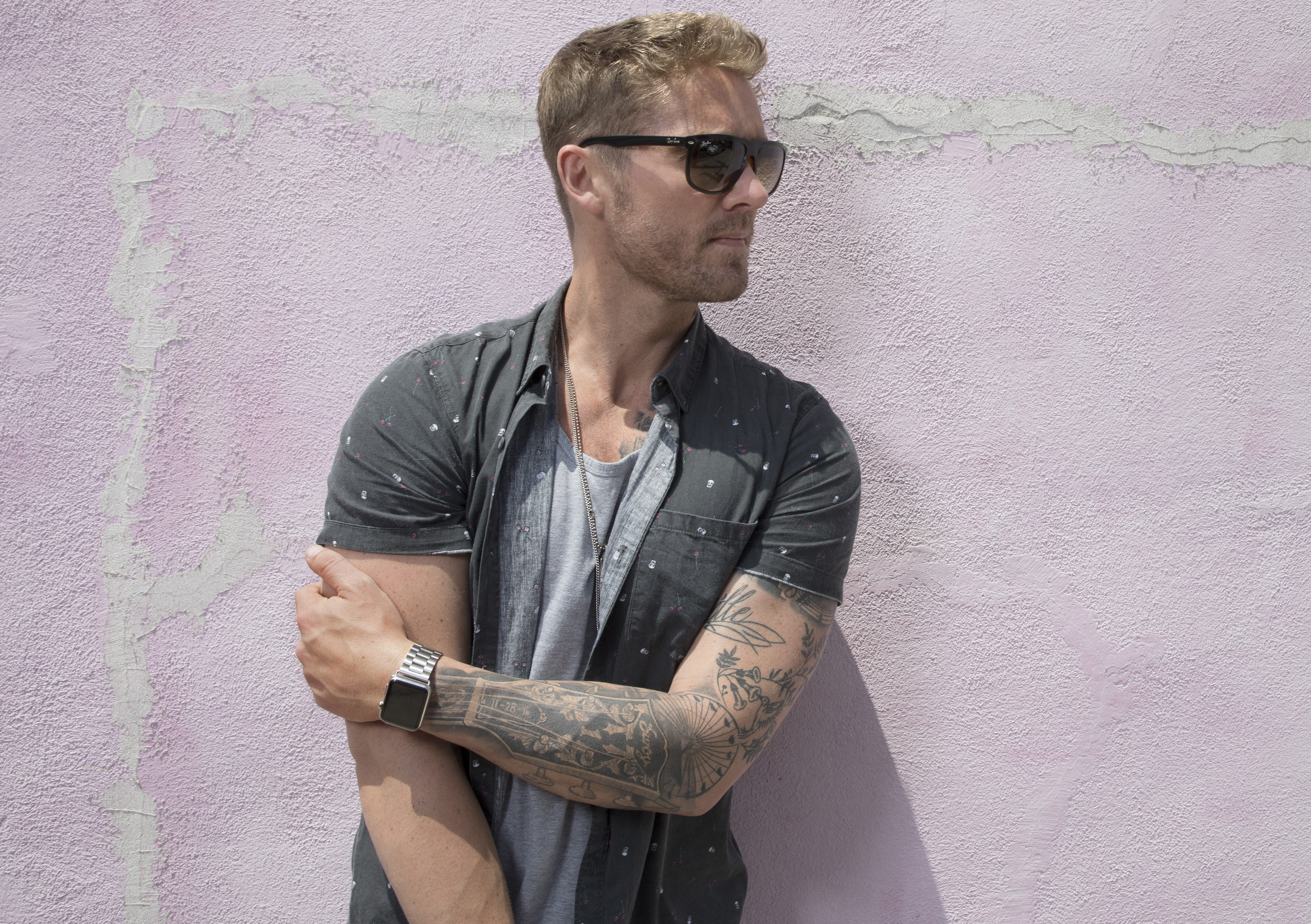 How Brett Young Used Bartending To Further His Music
