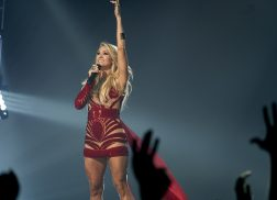 Carrie Underwood Returns with New 'Sunday Night Football' Opening