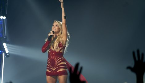 Preview Carrie Underwood's New Song, 'The Champion'