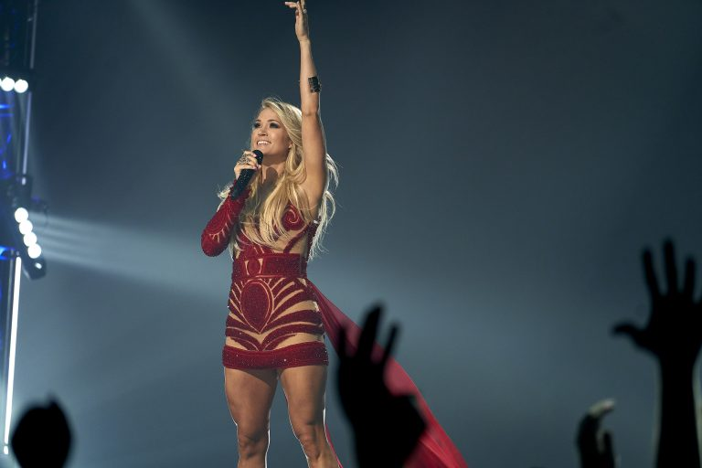 Hear a Preview of Carrie Underwood's New Song, 'The Champion'