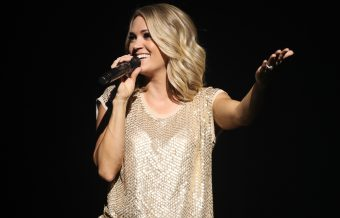 Carrie Underwood Teases 'Super' New Song
