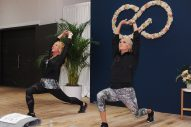 Carrie Underwood Debuts CALIA by Carrie Underwood Fall Line, Shares Fitness Tips