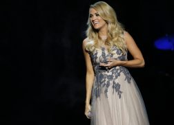 Canadian Songwriters Claim Copyright Infringement on Carrie Underwood's 'Something in the Water'