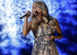 Carrie Underwood 'Saddened' By Lawsuit Against 'Something In The Water'