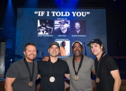 Darius Rucker Combines Love for Music and Golf at No.1 Celebration for 'If I Told You'