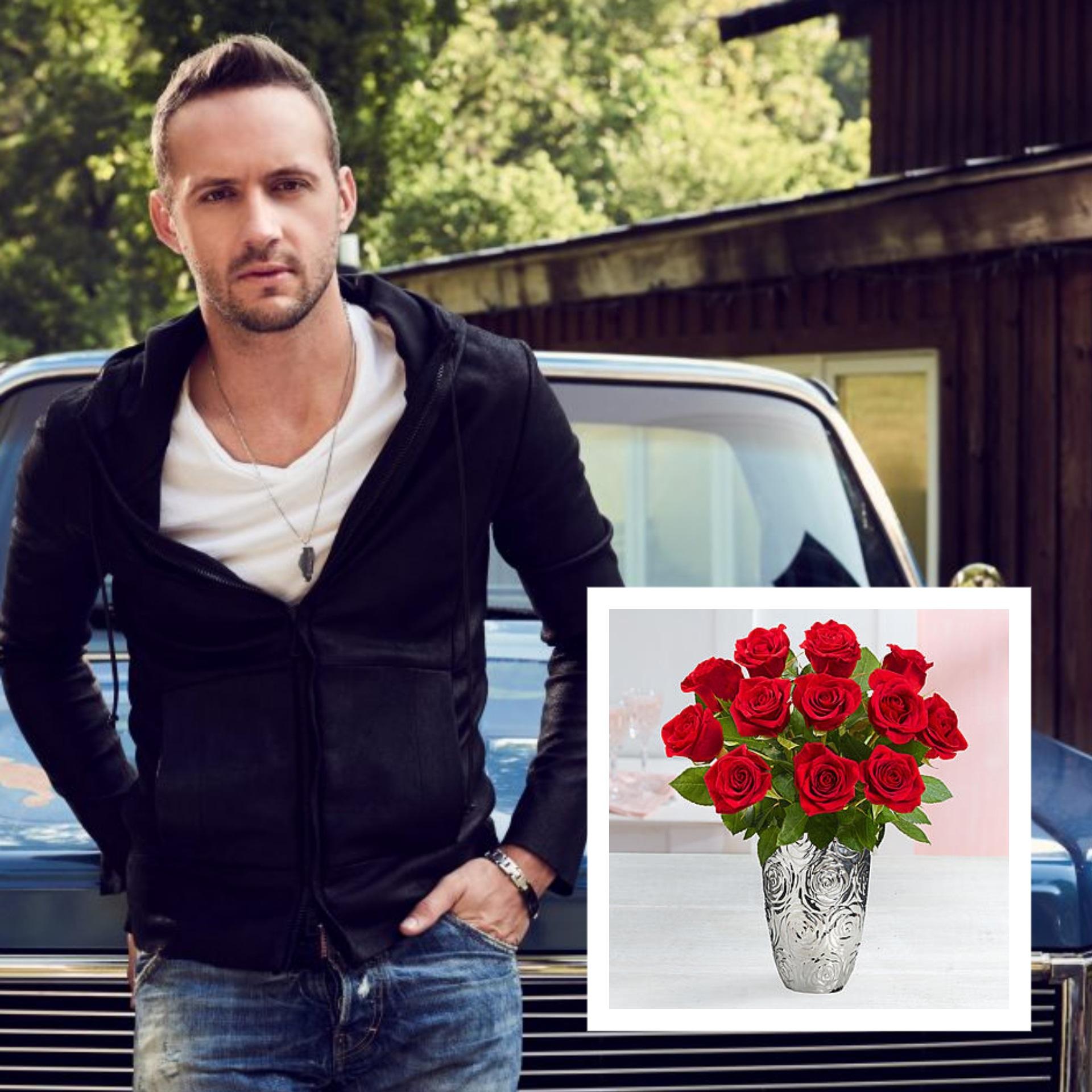 WIN a 1 800 Flowers Guns & Roses Bouquet From Drew Baldridge