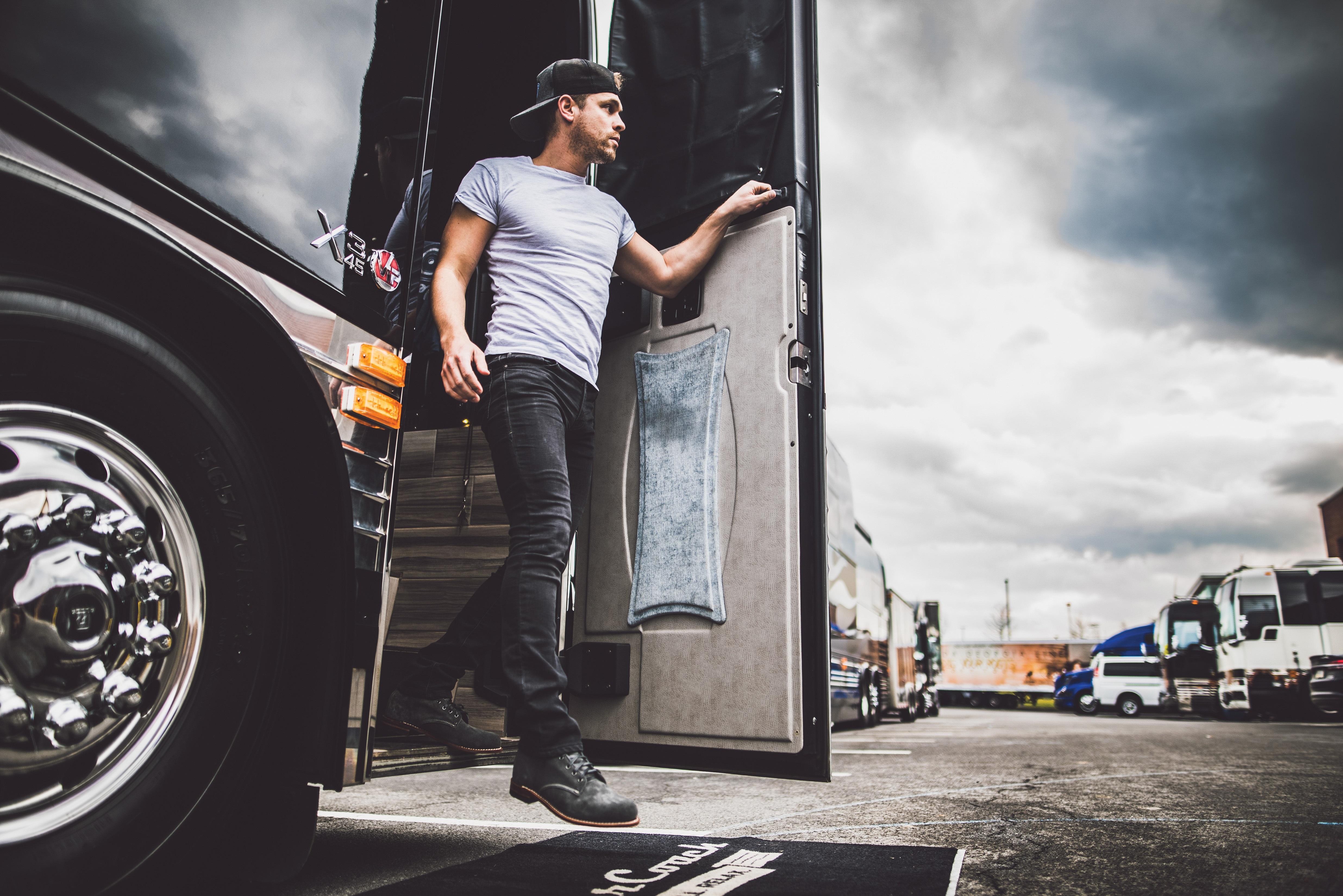 Dustin Lynch; Photo Credit: Daniel Vorlet