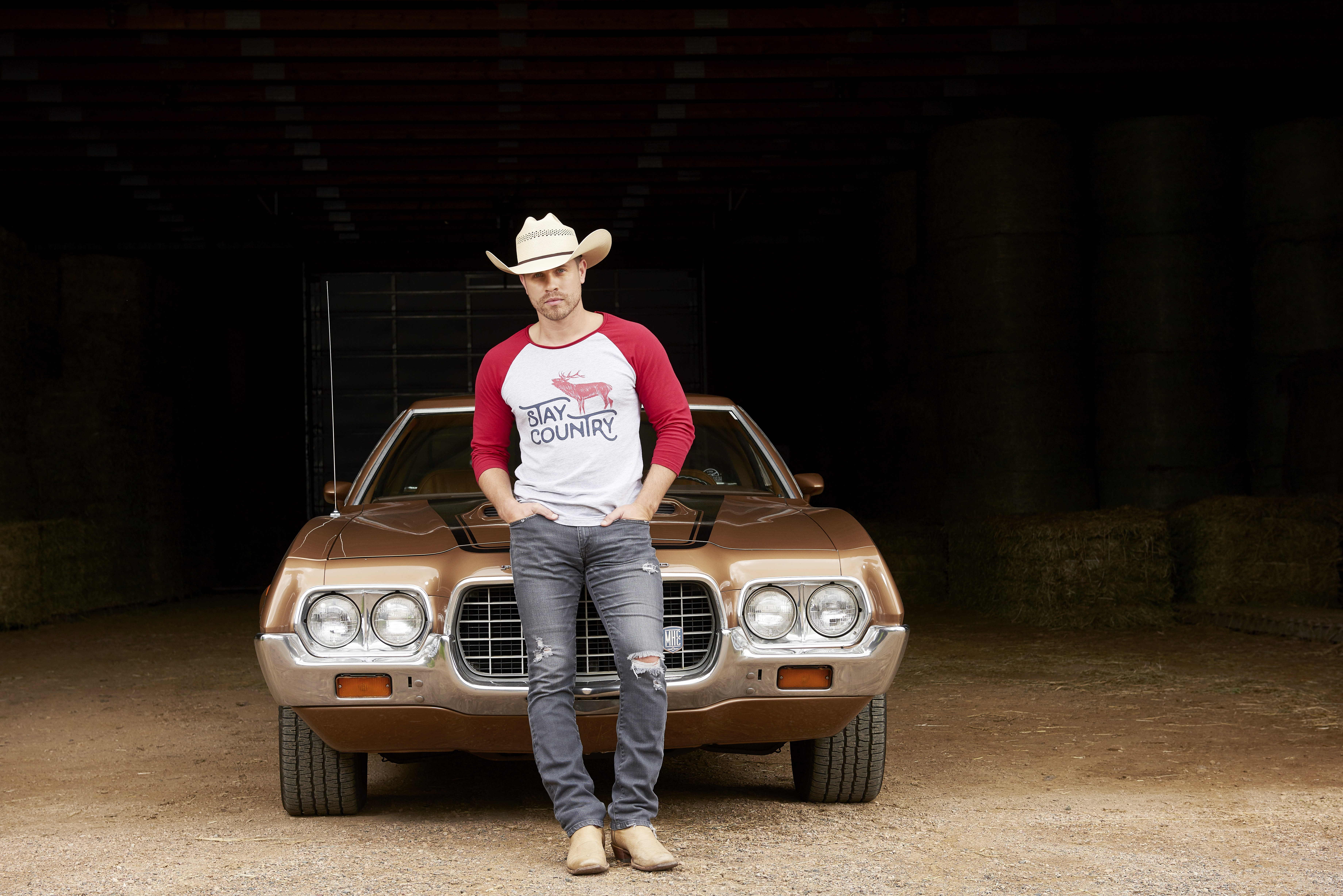 WIN a Shirt from Dustin Lynch's 'Stay Country' Collection