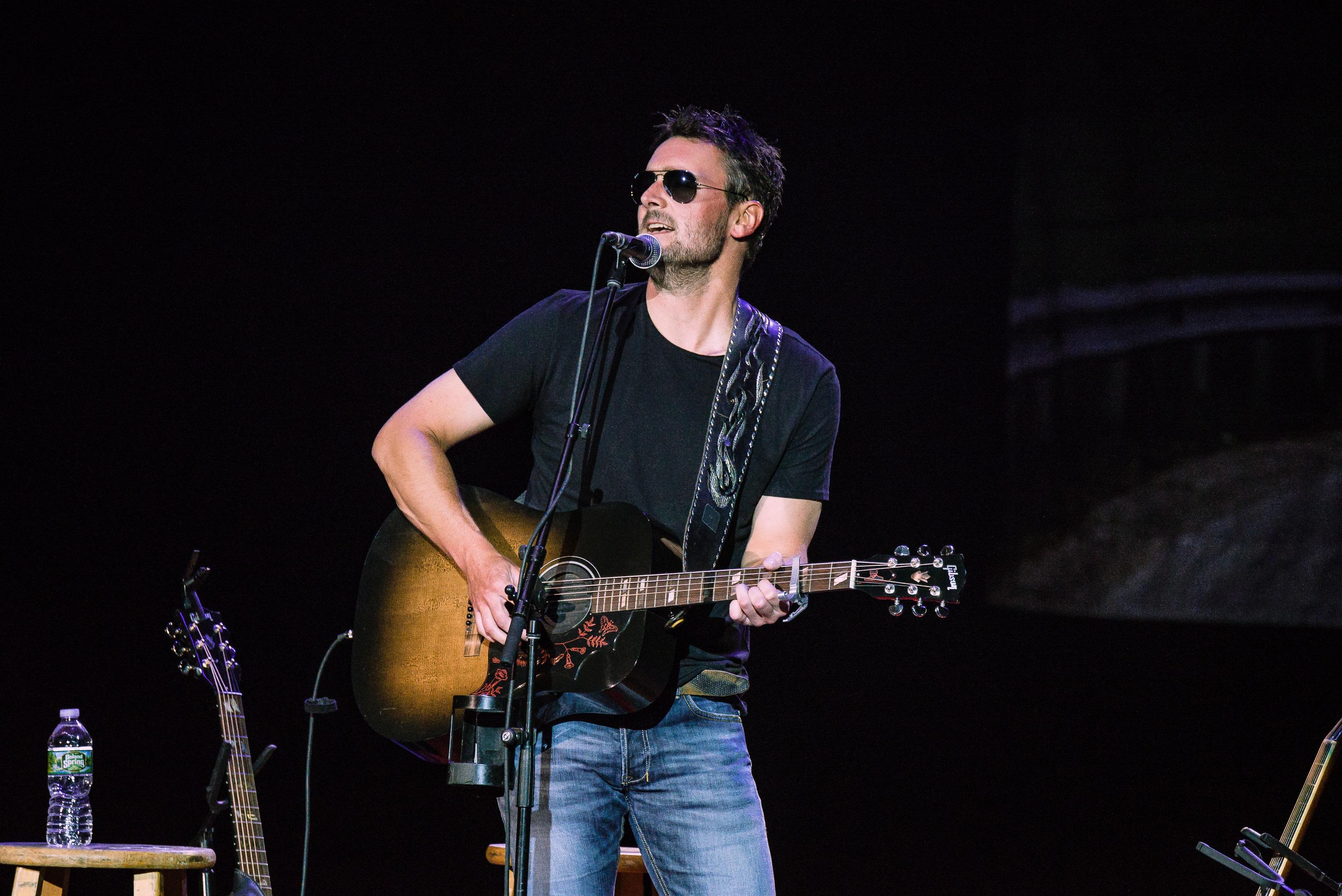 Eric Church; Photo credit: Andrew Wendowski/Sounds Like Nashville