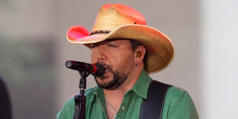 15 Things You May Not Know About Jason Aldean