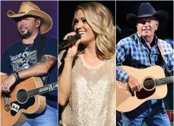 Carrie Underwood, Jason Aldean and More Sign On to Hurricane Relief Concert