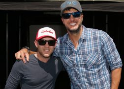 Justin Moore Shows Gratitude Toward Luke Bryan for Giving Him 'Hell on a Highway'