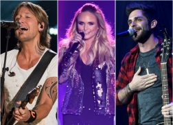 2017 CMA Awards Nominees Revealed