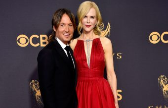 Nicole Kidman Thanks Keith Urban in EMMY Speech