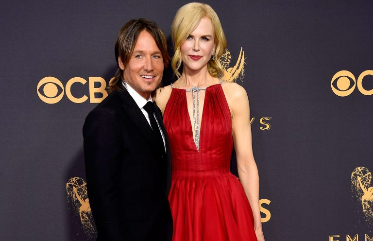 Nicole Kidman Emotionally Thanks Keith Urban and Family for Support in EMMY Speech