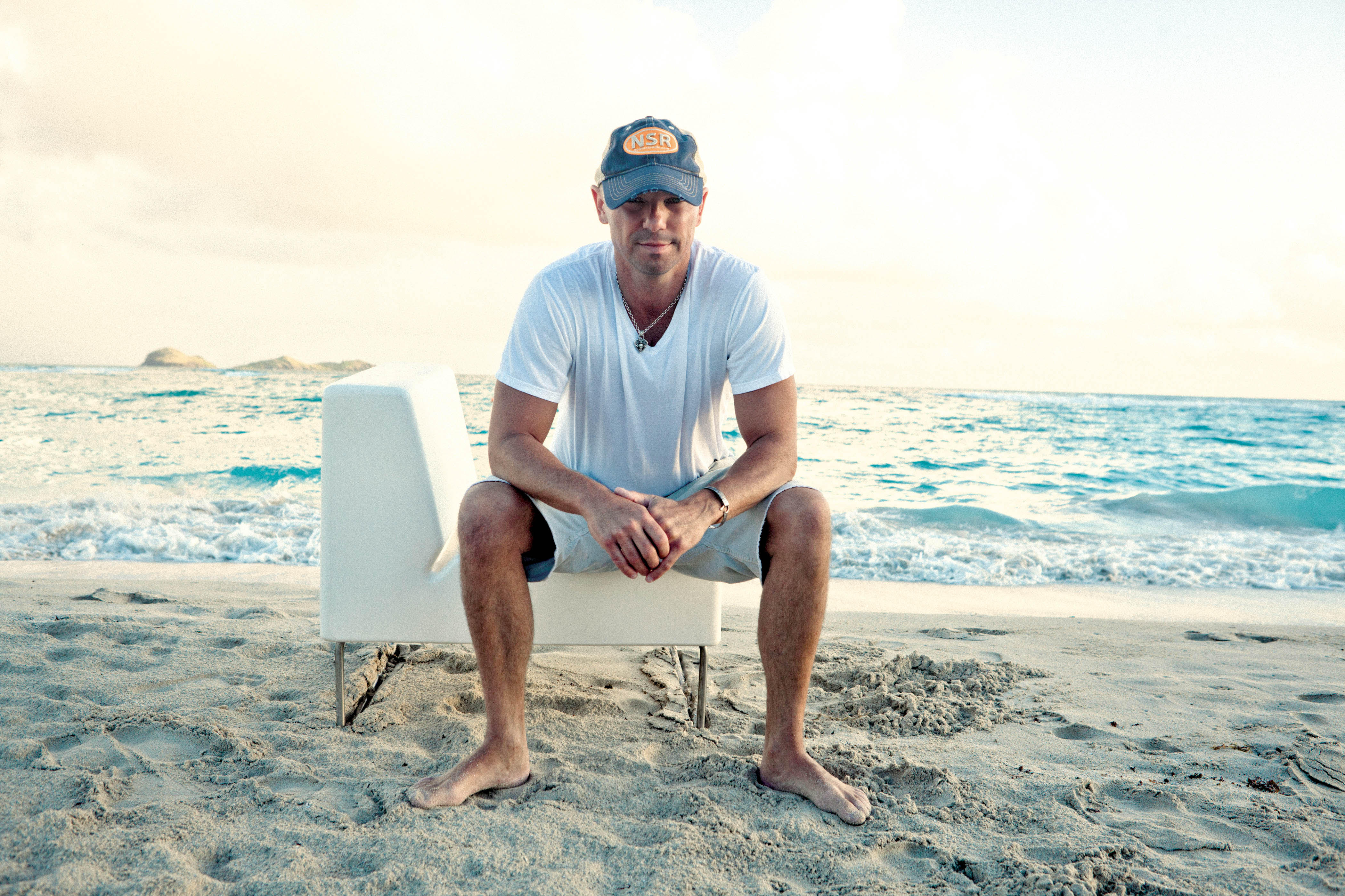 Kenny Chesney Continues to Assist Virgin Islands After Hurricane Irma: 'He is Keeping Us Alive'