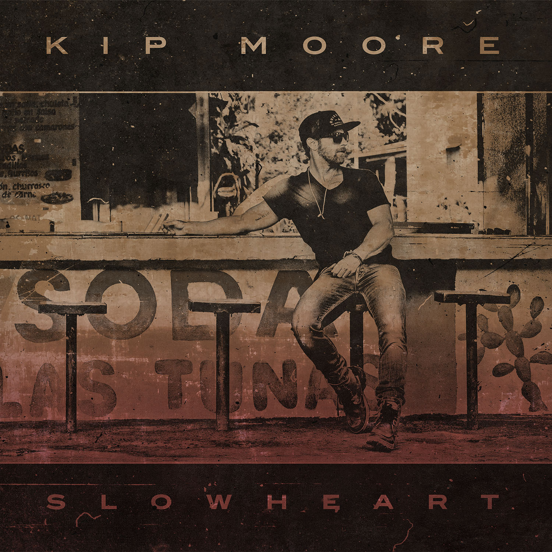 Kip Moore - Slow Heart; Photo courtesy MCA Nashville