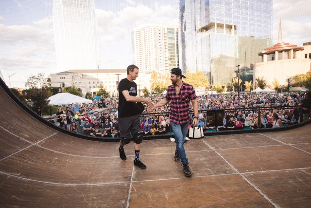 Kip Moore and Tony Hawk Combine Music, Skateboarding For Good Cause