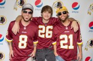 LOCASH and Michael Tyler Kick Off NFL 'The Fun Doesn't End Zone' Campaign During Pep Rally