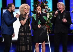 Little Big Town, Vince Gill Honor Troy Gentry at Emotional Memorial Service