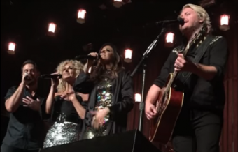 Little Big Town Pays Tribute to Troy Gentry