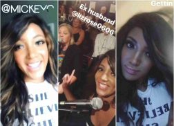 ICYMI: Mickey Guyton Takes Over SLN's Instagram