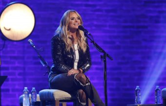 Miranda Lambert Gets Vulnerable at CMA Event
