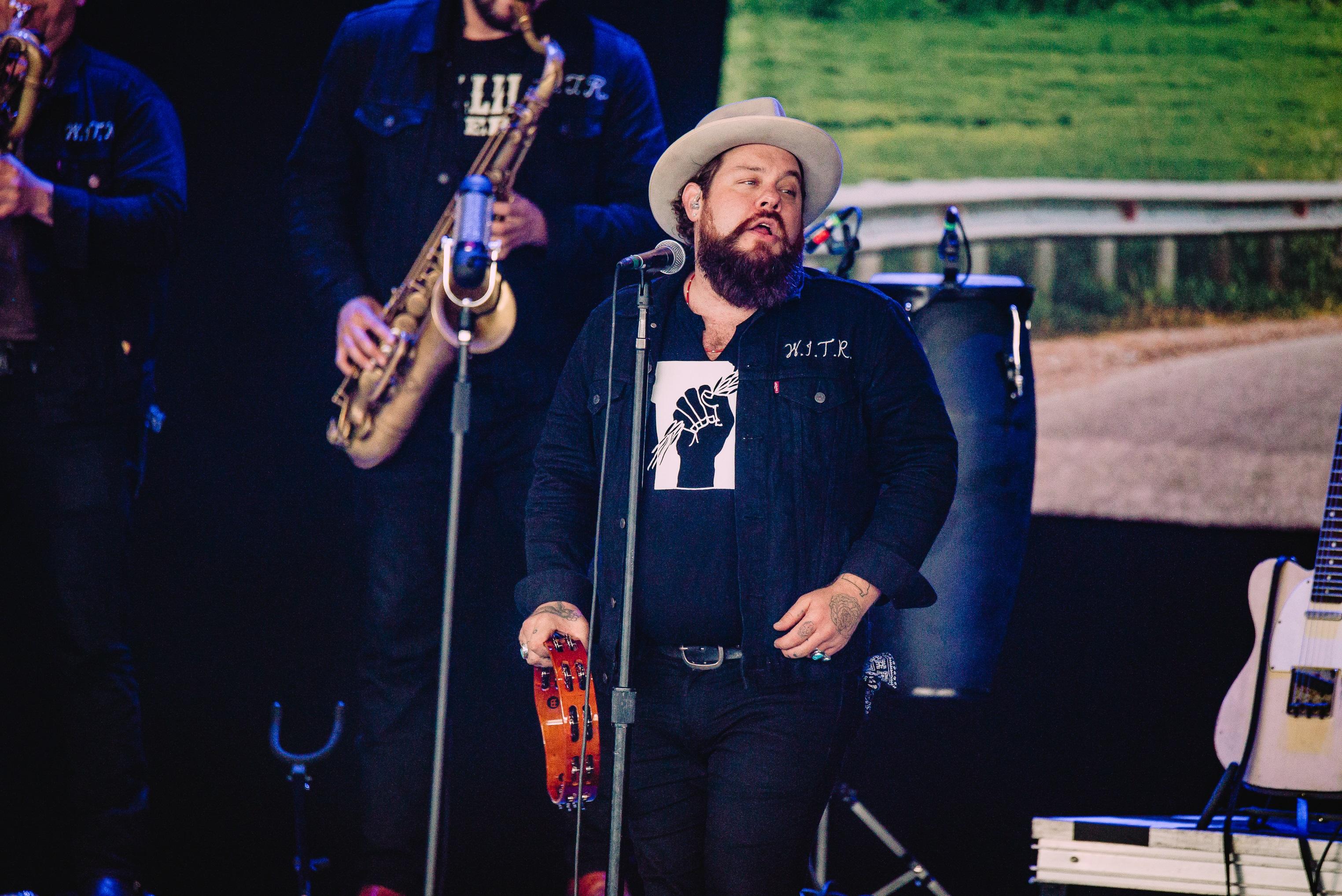 Nathaniel Ratcliff and The Night Sweats; Photo credit: Andrew Wendowski/Sounds Like Nashville