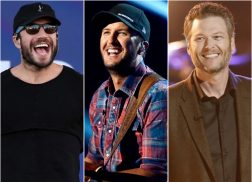 Luke Bryan Taps Sam Hunt and Blake Shelton for Crash My Playa 2018