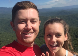 Scotty McCreery Pops the Question to Longtime Girlfriend