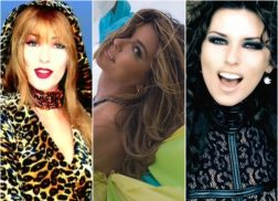 Shania Twain Then and 'Now': Six of Her Most Iconic Looks