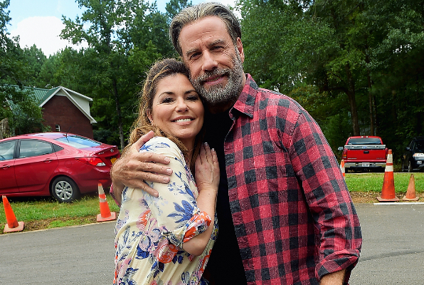 Shania Twain Says John Travolta 'Coached' Her Through Filming 'Trading Paint'