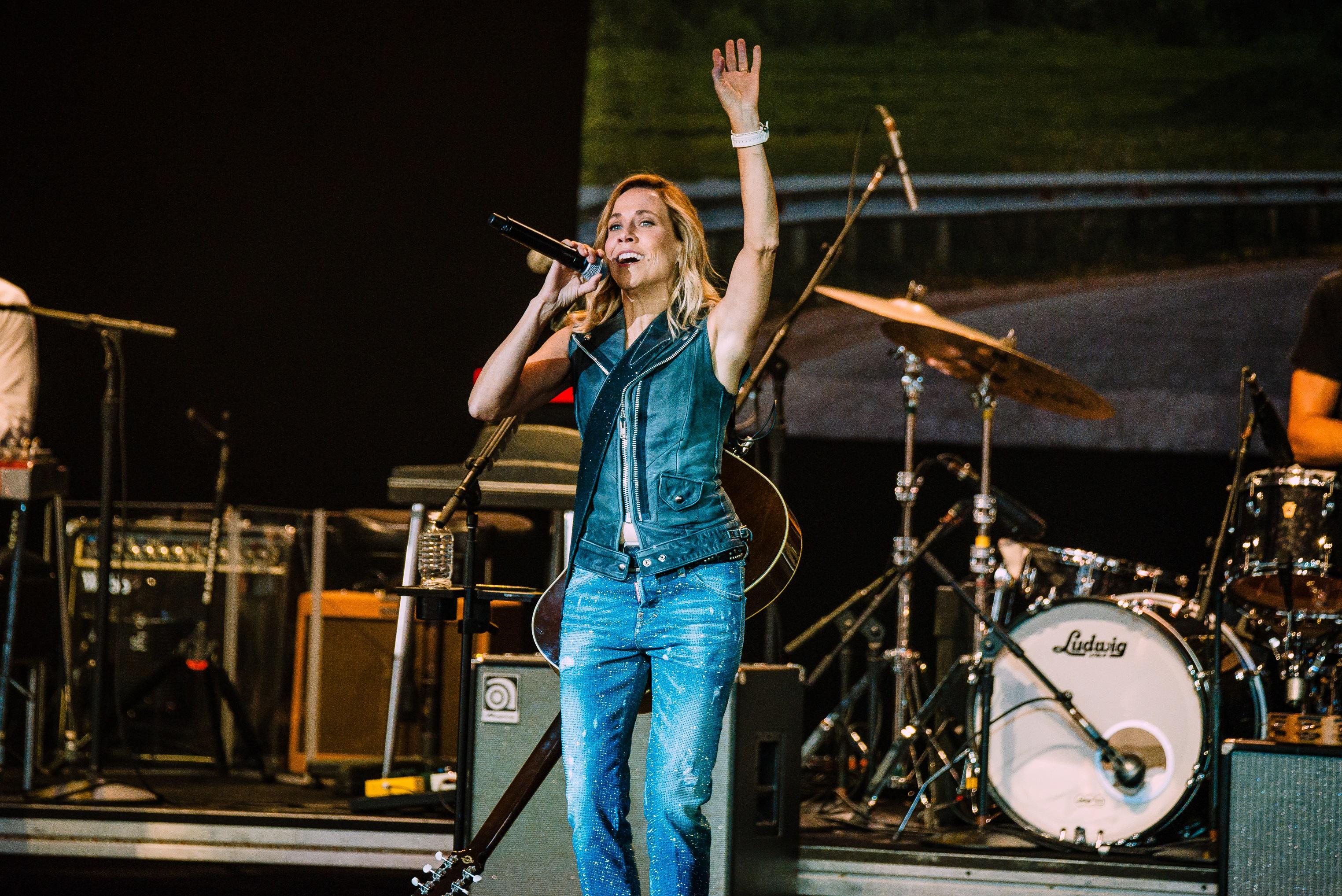 Sheryl Crow; Photo credit: Andrew Wendowski/Sounds Like Nashville