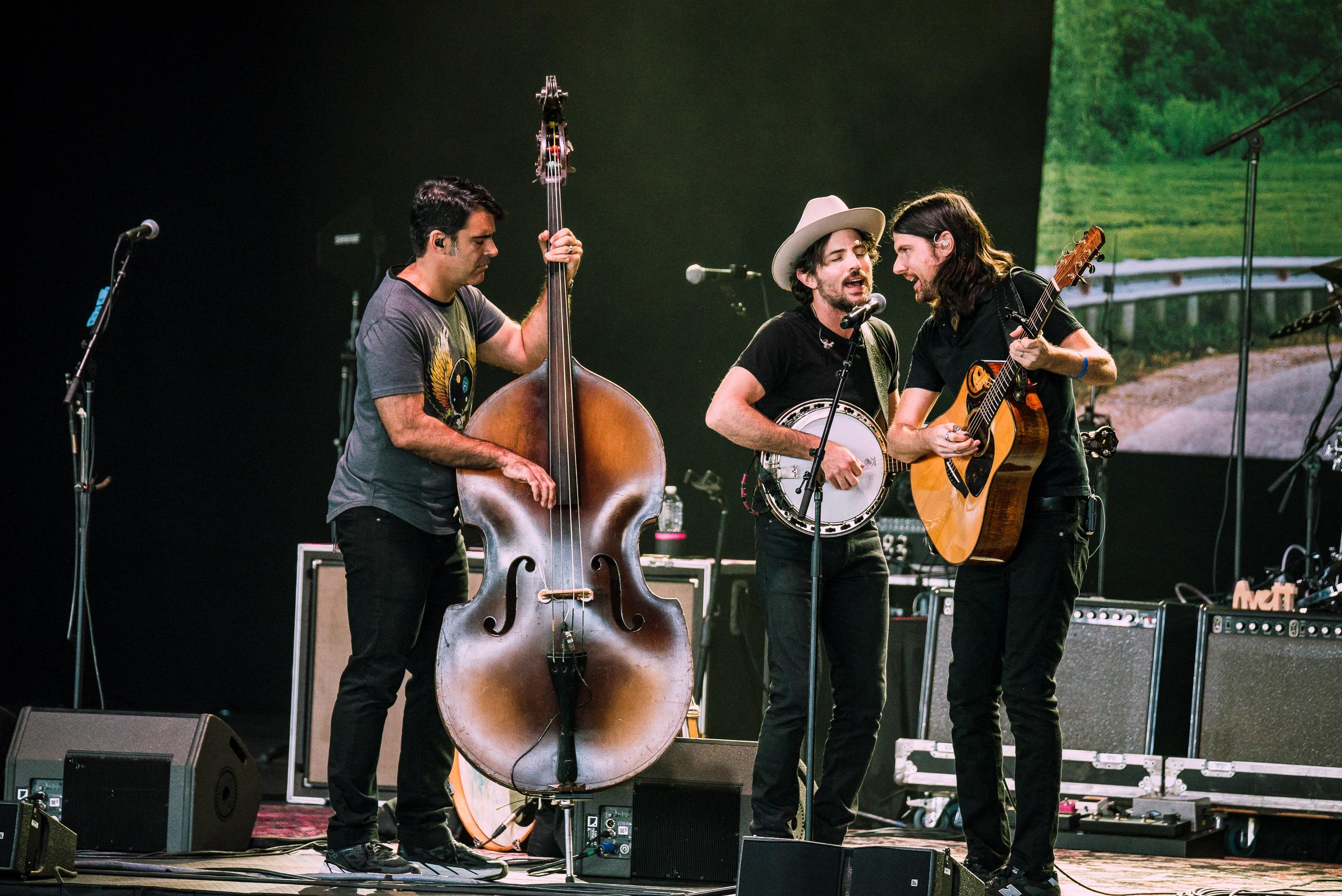 The Avett Brothers; Photo credit: Andrew Wendowski/Sounds Like Nashville