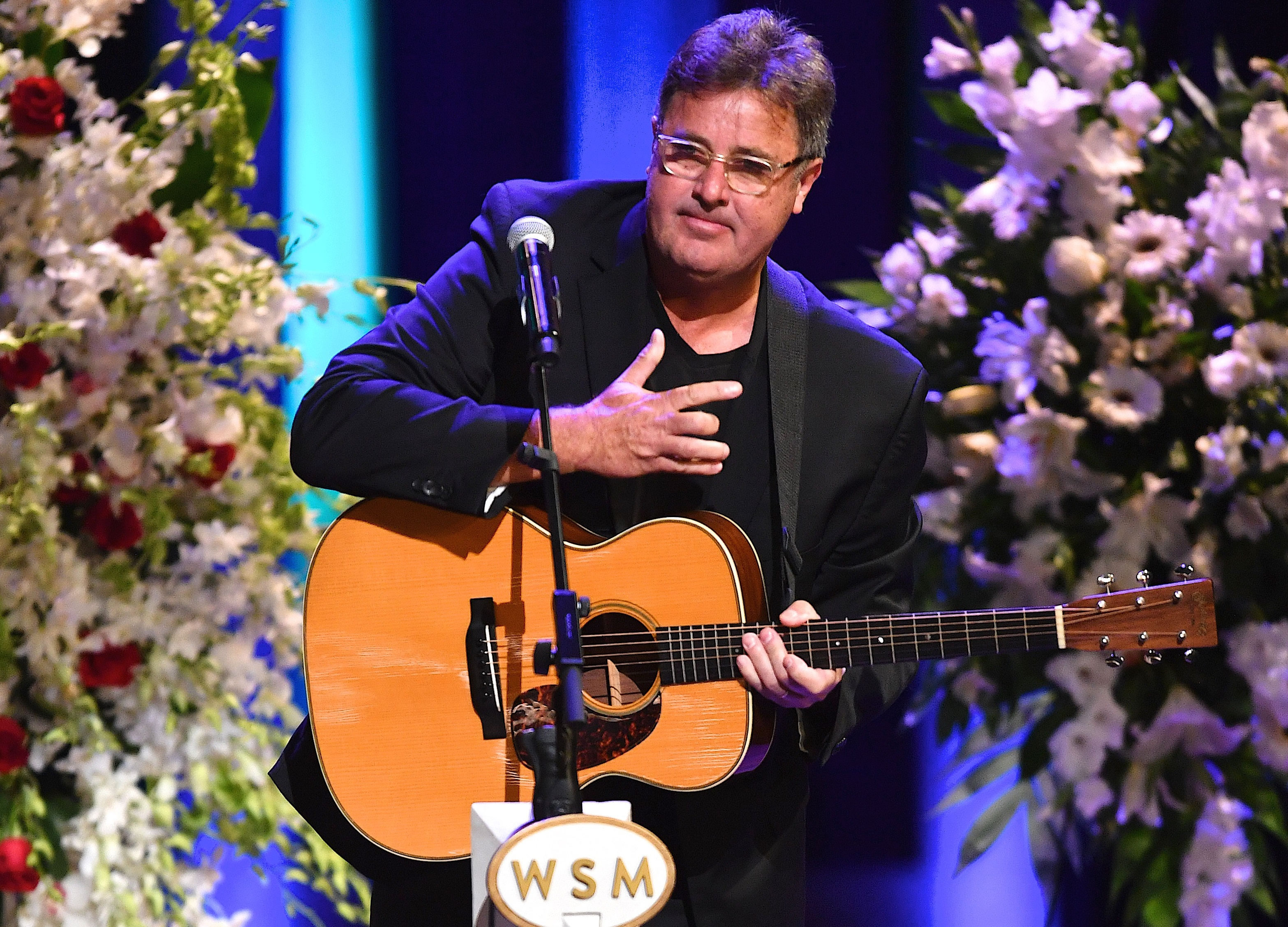 Vince Gill; Photo by Jason Davis/Getty Images