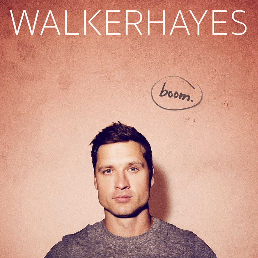 Walker Hayes - Boom; Monument Records