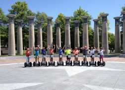 KB in the City: iRide Nashville Segway Tours