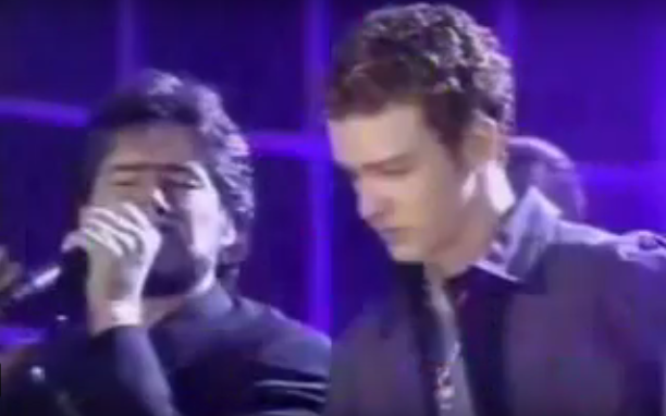 Remember When Alabama Collaborated with *NSYNC on the CMA Awards?