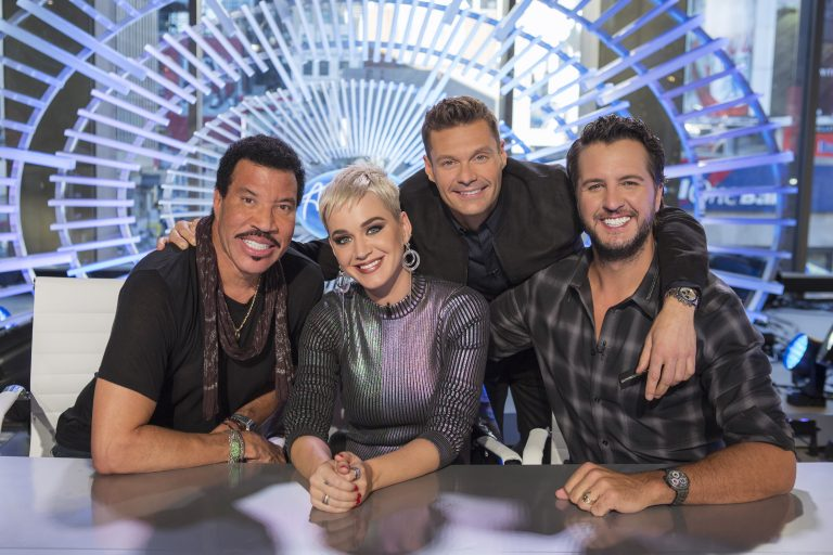 Luke Bryan Found It Easy to Bond with Fellow 'American Idol' Judges