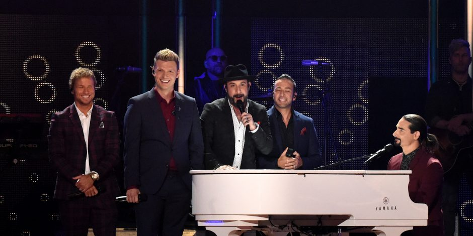 Backstreet Boys Plan to Mix a Bit of Country Music Into New Album