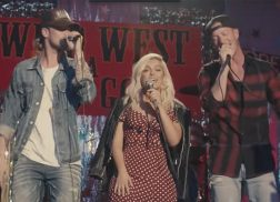 Florida Georgia Line Does Dive Bar Karaoke with Bebe Rexha in 'Meant to Be' Video