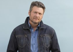 Blake Shelton Shares 11-Song Track List for 'Texoma Shore'