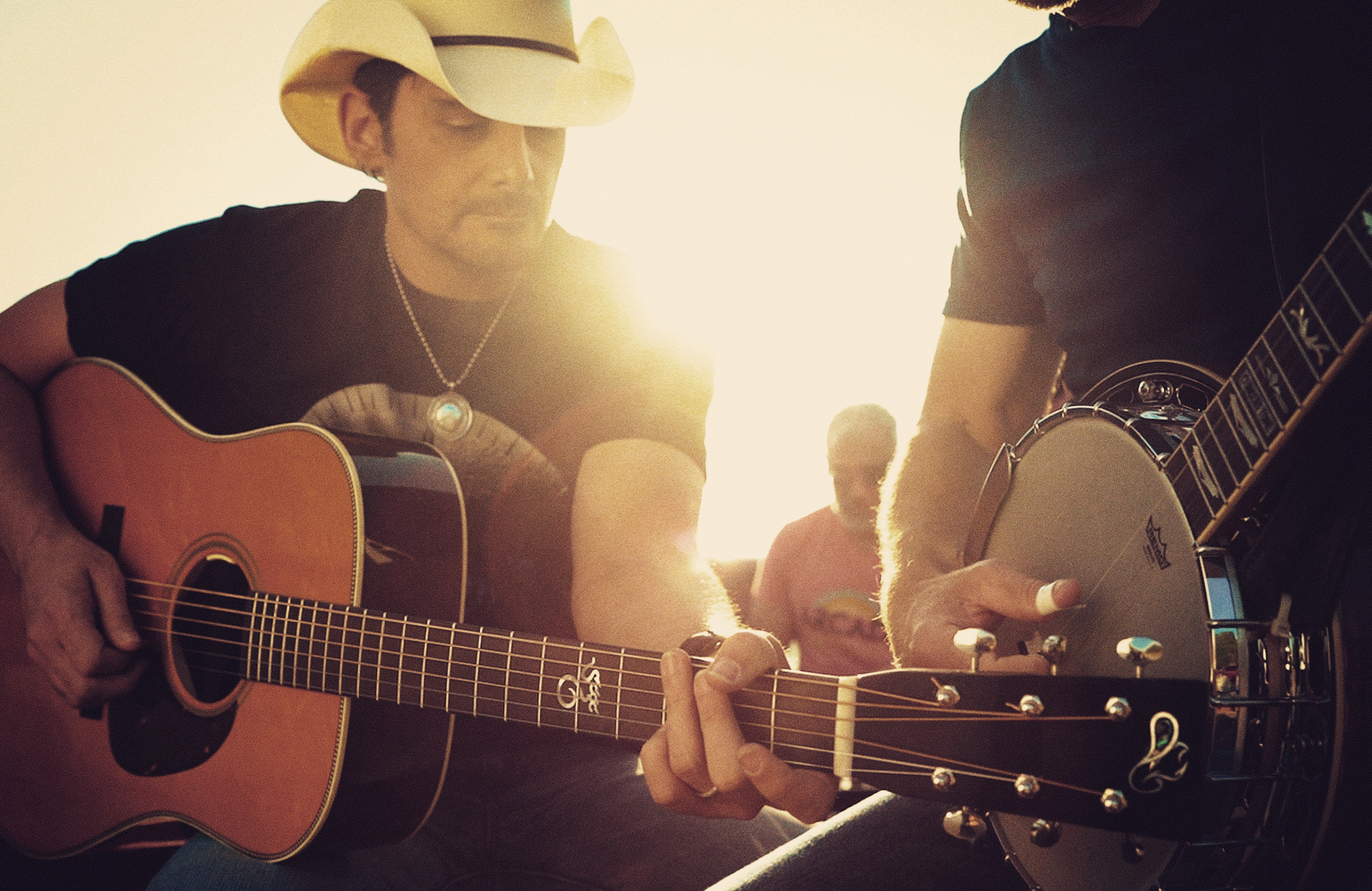Brad Paisley Praises Simple Southern Life in 'Heaven South'