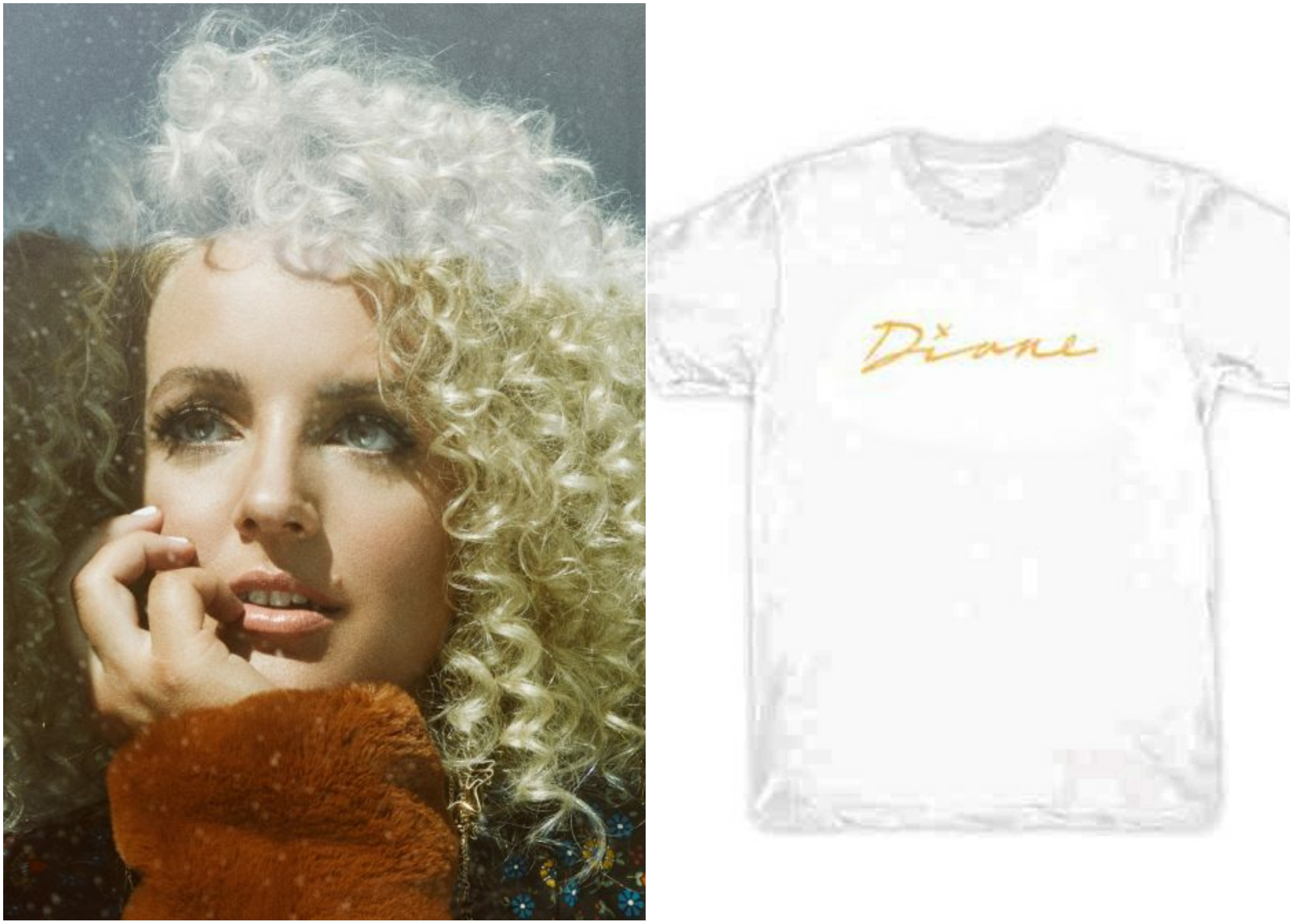 WIN a 'Diane' T-Shirt In Honor of Cam's New Song