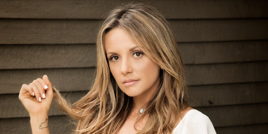 Carly Pearce Fights Temptation in New Single, 'Hide The Wine'