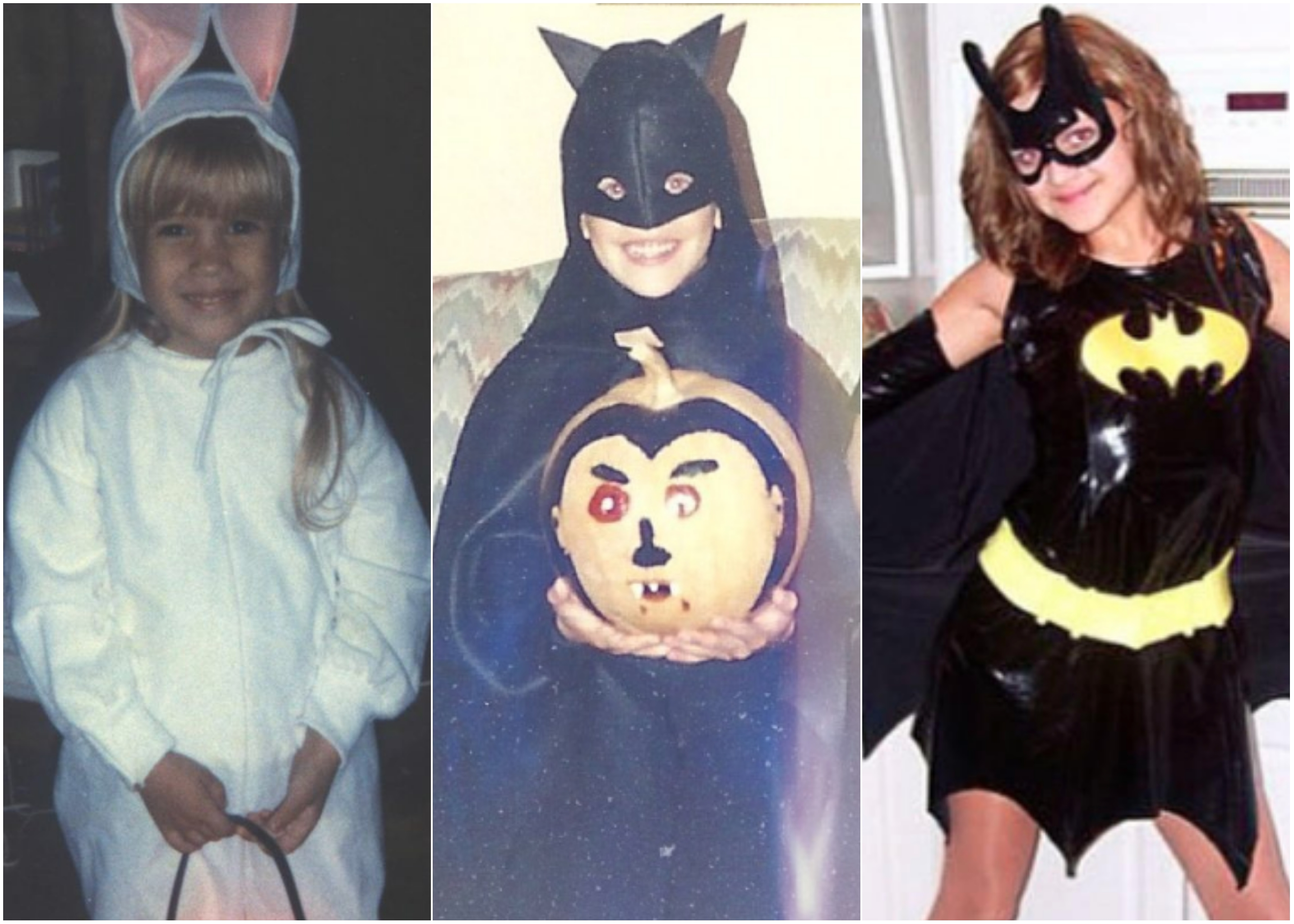 See Country Stars' Childhood Halloween Costumes
