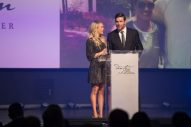 Carrie Underwood and Mike Fisher Host Charity Evening for 'Danita's Children'