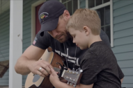 Chase Rice Gives Young Boy the Gift of Music in New Video