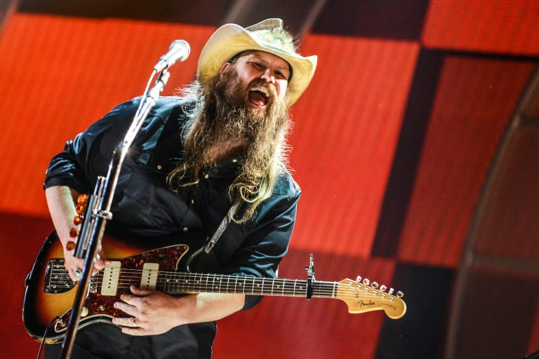 Chris Stapleton's 'From A Room: Volume 1′ Named ACM Album of the Year