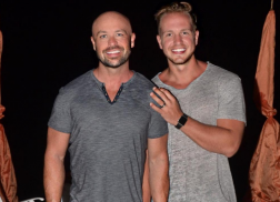 CMT's Cody Alan Announces Engagement to Longtime Boyfriend, Trea Smith